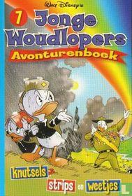 Jonge Woudlopers avonturenboek 7