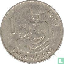 Swaziland 1 lilangeni 1979