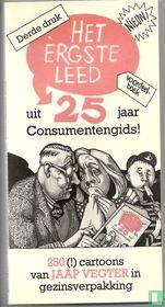 Het ergste leed uit 25 jaar Consumentengids
