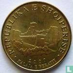 Albanië 10 leke 2000