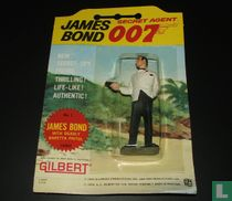 James Bond Baretta pistol with deadly