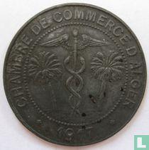 Algeria 10 centimes 1917
