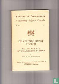 Geschiedenis van het beeldverhaal in België