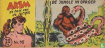 De jungle in oproer