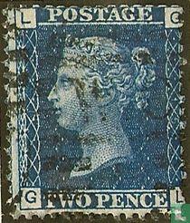 Koningin Victoria 15 Vier letters