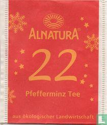 22 Pfefferminz Tee