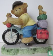 bike to bear on it (Karen and Jeff)