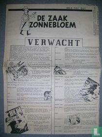 De Zaak Zonnebloem 0 - Try Out
