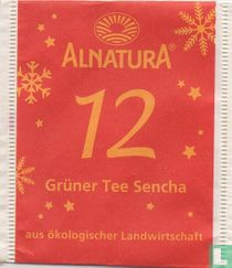 12 Grüner Tee Sencha