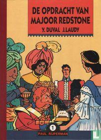 De opdracht van majoor Redstone