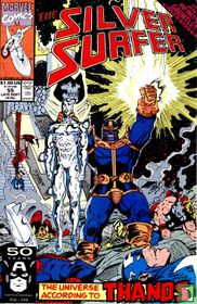 The Silver Surfer 55