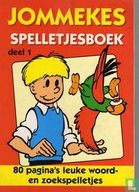 Jommekes spelletjesboek 1