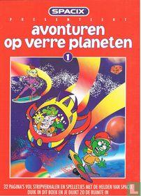 Avonturen op verre planeten