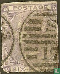 Koningin Victoria 3 Vier kleine letters