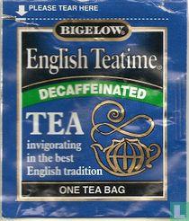 English Teatime Decaffeinated