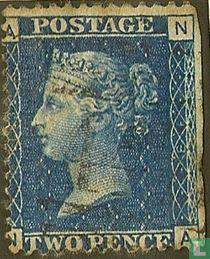 Koningin Victoria 13 Vier letters