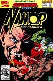 Namor, The Sub-Mariner Annual 2