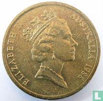 "Australië 5 dollars 1988 ""Parliament House"""