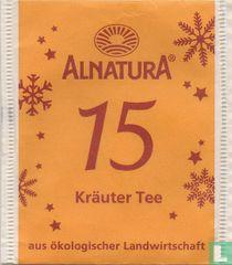 15 Kräuter Tee
