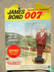 Goldfinger Bonds cruel adversary