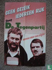 """De Tegenpartij """"Geen gezeik, iedereen rijk"""" VPRO"""