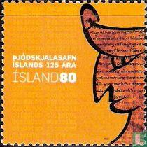 125 jaar nationaal archief in IJsland