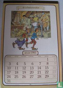 Ambachten kalender 1983