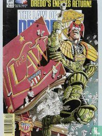 The Law of Dredd 31