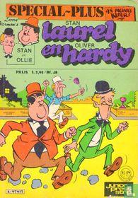 Stan Laurel en Oliver Hardy special-plus