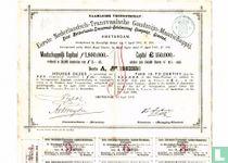Eerste Nederlandsch-Transvaalsche Goudmijn-Maatschappij, Aandeel 12 Gulden, 1889