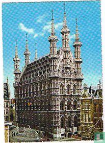 Leuven, Stadhuis