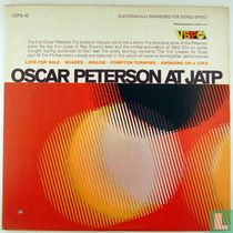 Oscar Peterson at JATP
