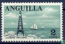 Sombrero lighthouse