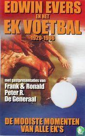 Edwin Evers en het EK Voetbal 1920-1996