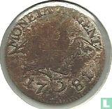 Pruisen 3 gröscher 1781 (A)