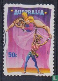 Circus (zelfklevend)