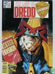 The Law of Dredd 32