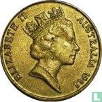 """Australië 1 dollar 1988 """"200th anniversary of the arrival of the First Fleet"""""""