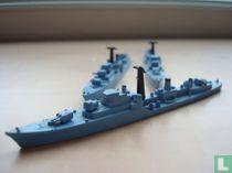 Fleet Escort HMAS Dainty
