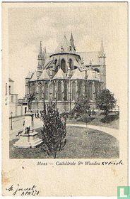 Mons - Cathédrale Ste Waudru