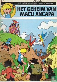 Het geheim van Macu Ancapa