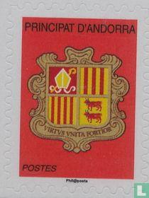 Wapen van Andorra