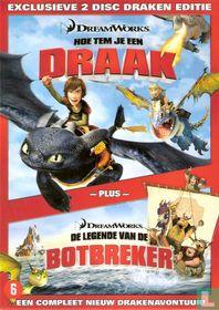 Hoe tem je een draak + De legende van de botbreker