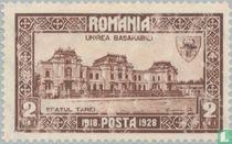 Parlementsgebouw van Chisinau