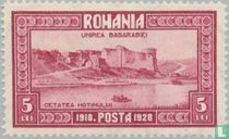 Fort van Khotyn en de Dniester
