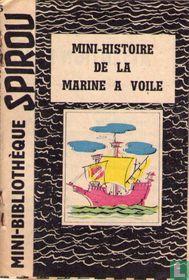 Mini histoire de la marine a voile