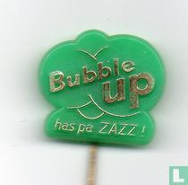 Bubble Up has pa zazz ! [lichtgroen]