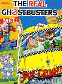 The Real Ghostbusters 2