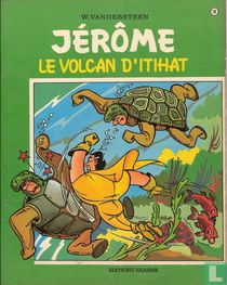 Le volcan d'Itihat