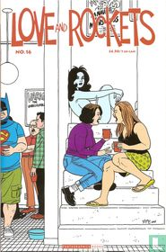 Love and Rockets 16